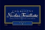 Champagne Nicolas Feuillate Grand crue Pinot Noir Millésimé 2006