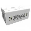 Carton  Champagne Bonningre-Durand rosé