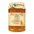 Confiture orange/clémentine de corse 325gr