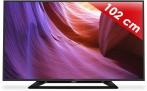 Téléviseur LED plat Full HD 40 PFH 4100/88