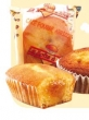 Boîte 30 cakes fourrés abricot