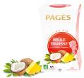 infusion brule graisse bio Pagès